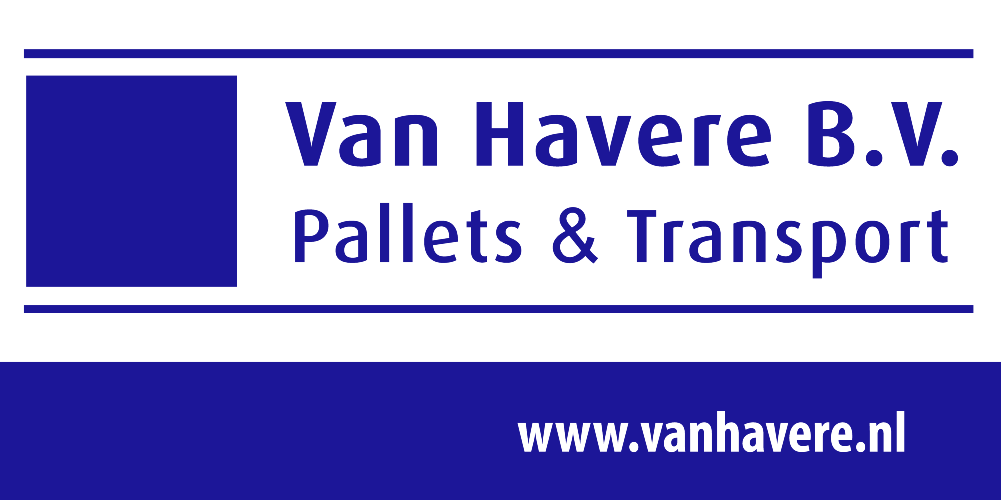 Van Havere Pallets & Transport. www.vanhavere.nl
